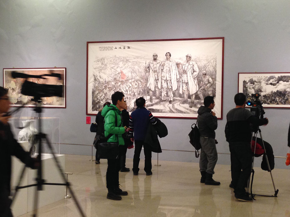 国博-东方红中国梦5